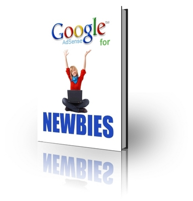 Product picture Google Adsense for Newbies- make more money from website